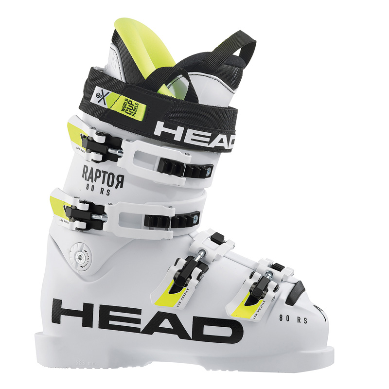 Raptor 80 RS Race Boots 2018