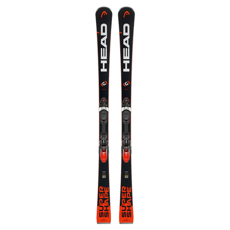 i.Supershape Rally Skis 2018