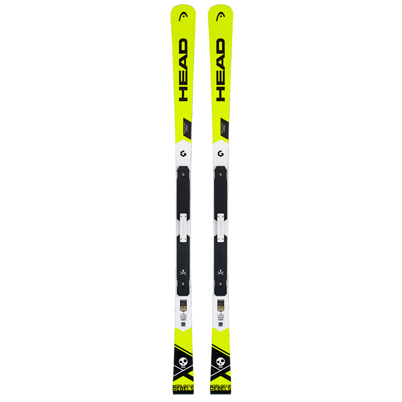 WC Rebels i.Speed Skis - 2019