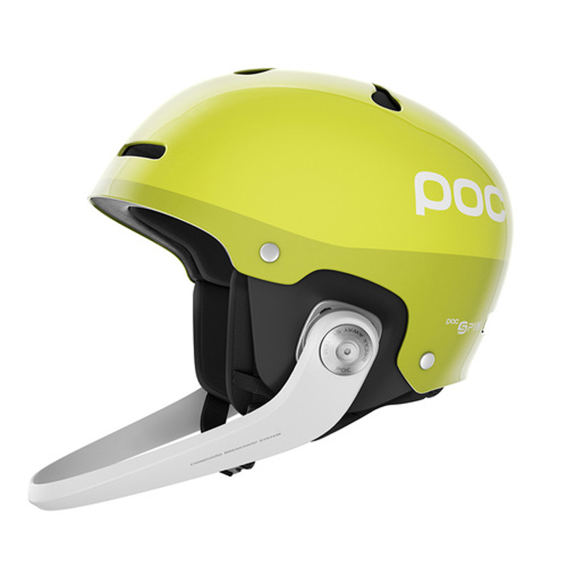Artic SL SPIN Helmet 2018 - Yellow