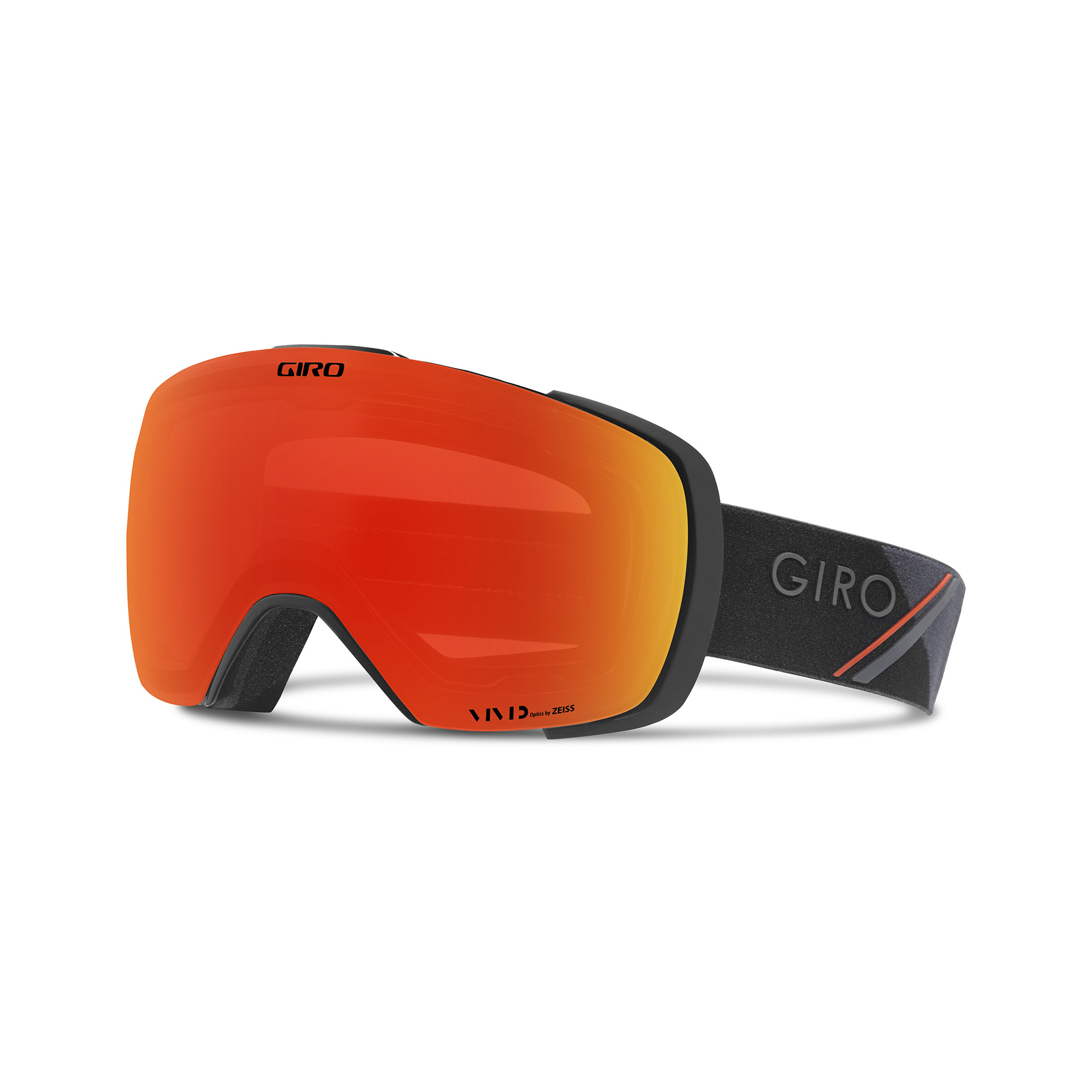 Contact Goggle 2018 - Black Red