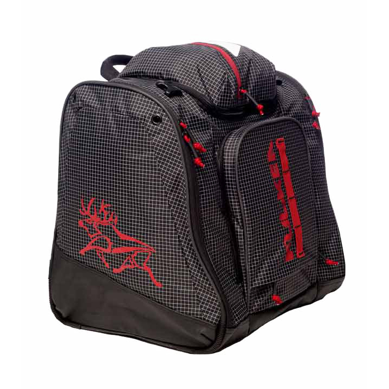 Powder Trekker Pack - Blk/Wht/Red