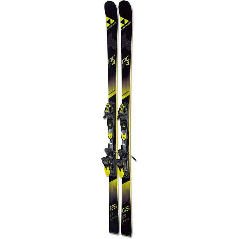 RC4 World Cup GS Jr. Race Skis 2018