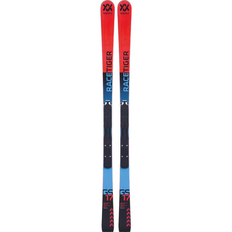 RaceTiger GS Junior Race Skis 2018