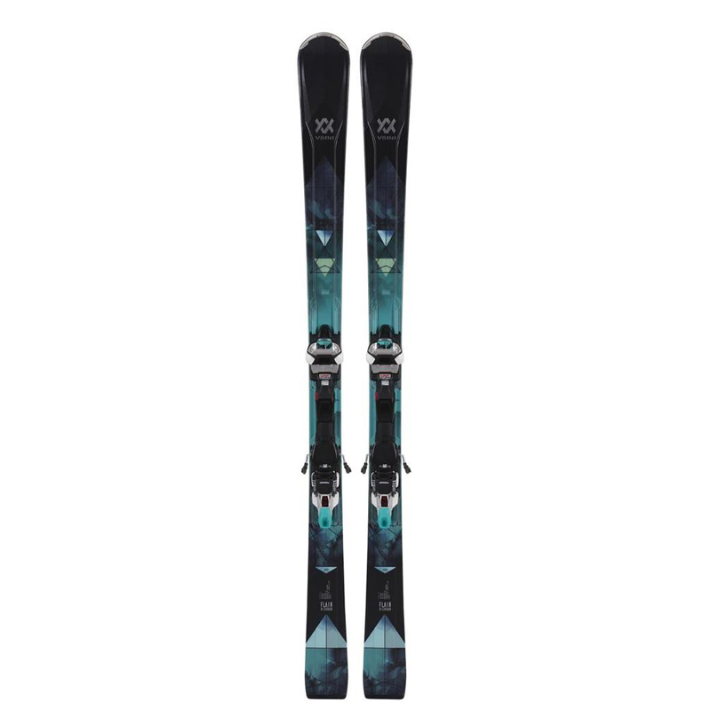 Flair 81 Carbon Skis - 2019